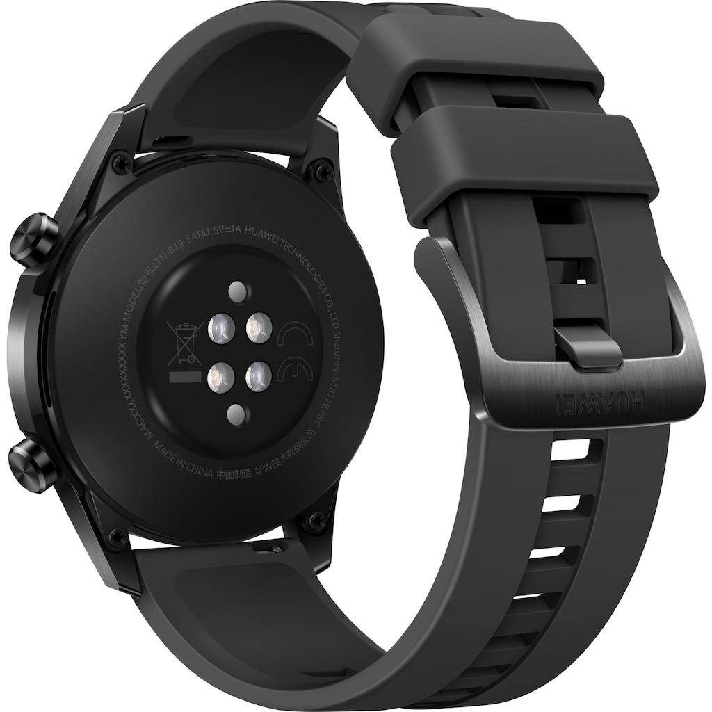 Keyifli Kullanımı ile Huawei Watch GT2 46 MM Sport Edition Akıllı Saat