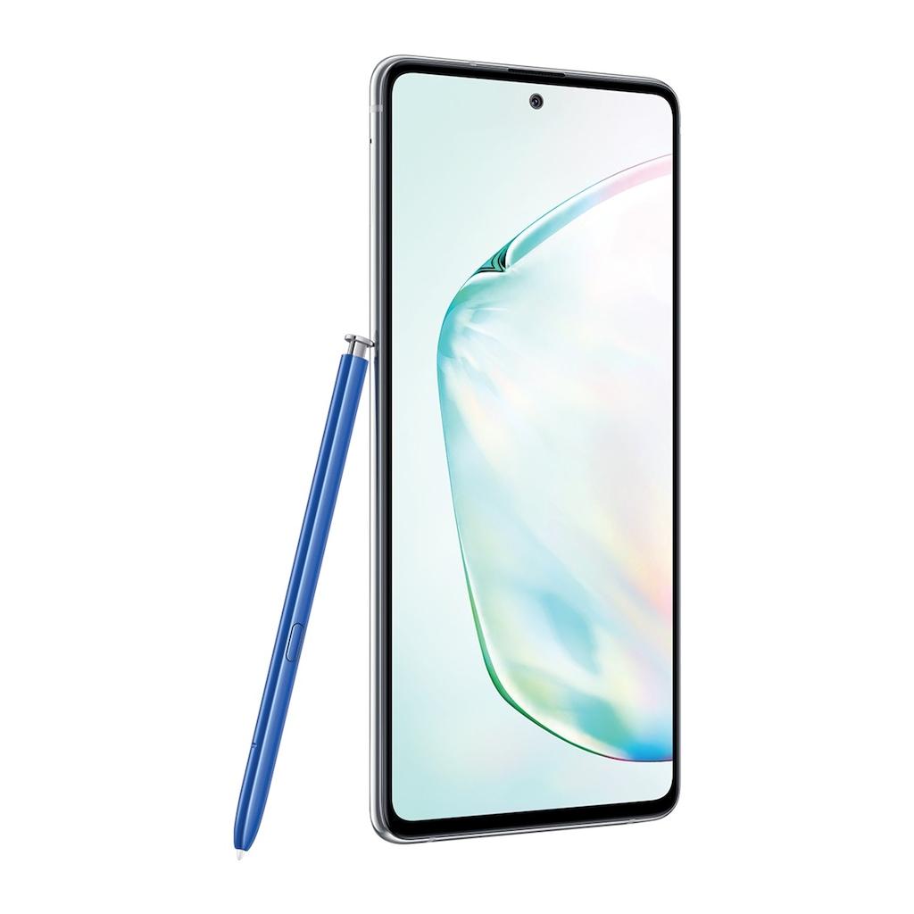 Samsung Galaxy Note 10 Lite'nin Tasarım Özellikleri
