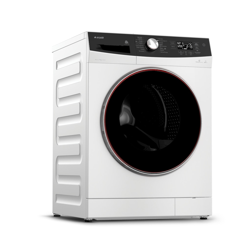 Arçelik Çamaşır Makinesi Kullanımı
