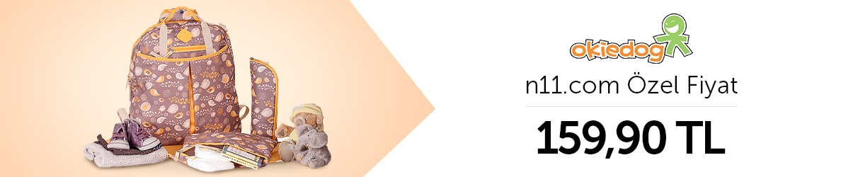 Hem Trend, Hem Kampanyalı Okiedog Freckles Çantalar 159,90TL