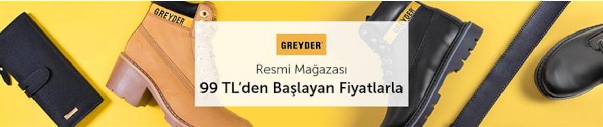 Greyder - Ayakkabı & Bot Kampanyası