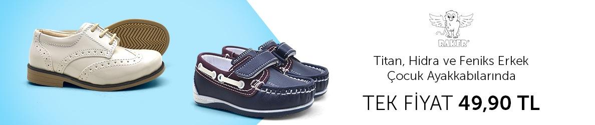 Hapshoe Mağazası - Raker Erkek Ayakkabılar Tek Fiyat 49,90 TL