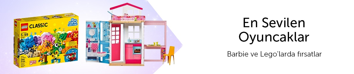 Lego & Barbie