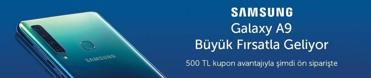Samsung Galaxy A9 Fırsatı