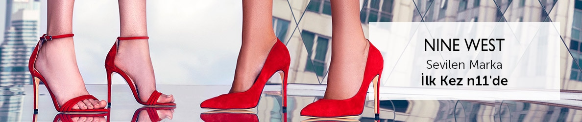 Nine West İlk Defa N11'de