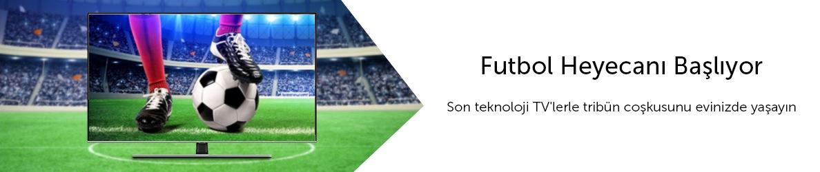 Futbol Heyecanı Başlıyor
