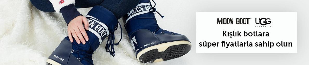Moon Boot Ugg Kışlık Botlara Süper Fiyatlara Sahip Olun