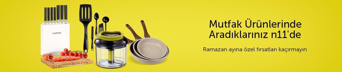 Mutfak Ürünlerinde Aradığınız Her Şey