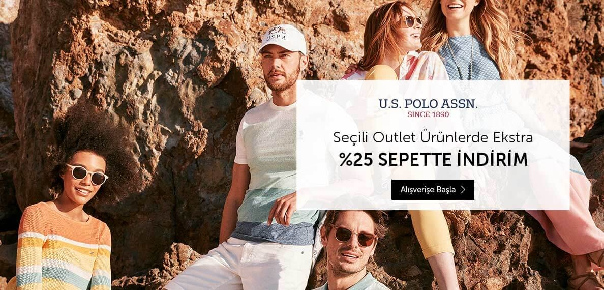 U.S.PoloAssn. outlet indirim fırsatı