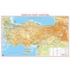 EĞİTİCİ Türkiye Fiziki Haritası 70X100cm