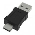Type-C Erkek to USB 2.0 Erkek Adaptör
