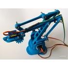 Arduino Robot Kol Kiti (4 Adet Servo ve Vidalar,2 Joystick  )