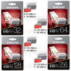 YENİ SERİ SAMSUNG EVO PLUS 100MB/sn microSDXC 32/64/128GB