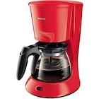 Philips Filtre Kahve Makinesi HD7461/43 - Kırmızı