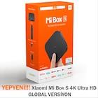 Günün Fırsatı!!! YENİ Xiaomi Mi Box S (GLOBAL VERSİYON) 4K