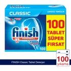 FINISH CLASSİC 101 TABLET BULAŞIK MAKİNESİ DETERJANI
