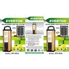 Everton RT-904 Güneş Enerjili Solar Aydinlatma Sistemi 3Lambalı