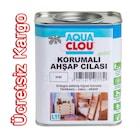 AQUA CLOU Mat Ahşap Verniği (Holzlack)750 ml