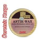 Clou Antik Wax Katı / Doğal Ahşap Cilası 200 ml