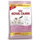 Royal Canin Mother & Baby Cat Anne ve Bebek 400 + 400 Gr Hediyeli