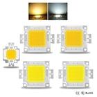 10W 30W 50W 70W 100W Projektör Led Chip Günişiği Beyaz 30V-36V