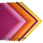 Yumuşak Kalın Keçe 3 mm 50x50 cm (Renk Seçmeli)
