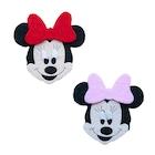 Keçe Mini Mouse Figürü 6 Adet, Keçeden Mini Mouse Süsleri