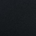Siyah Kalın Keçe 3 mm, 50x50 cm Ölçülerinde, Hobi Keçe