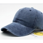 Beyzbol Şapkası %100 Pamuk Yeni Sezon - Mavi