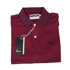 Fred Perry Slim Fit MERSERİZE Polo Tişört