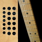 Custom Dots 5/16″ (Black Pearl) Perde İşaretleri