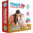 Circle Toys Match Up Eğitici Geliştirici Oyun Eşleme Kart