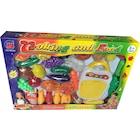 Oyuncak Sebze & Meyve - Yiyecek İçecek Seti
