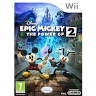 NiNTENDO Wii Epic Mickey 2 The Power of Two PAL