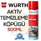 Würth Activ Clean Araç İçi Aktif Temizleme Köpüğü 500Ml