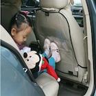 Araç İçi Oto Araba Koltuk Arkası Koruyucu Kılıf 2li Koruma Örtüsü