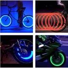 Fotosel Hareket Sensörlü Işıklı Led Sibop Kapağı Mavi Renk 2 Adet