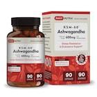 KSM-66 Ashwaganda 600 mg 90 Tablet Skt:2022 - AYNI GÜN KARGO !