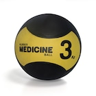 Medicine Ball Sağlık Topu Egzersiz Topu-Sağlık Topu 3 KG-Faturalı