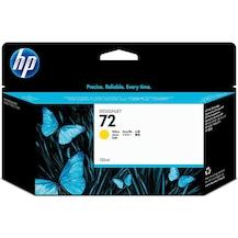HP 72 130 ml Sarı DesignJet Mürekkep Kartuşu (C9373A)