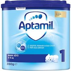 Aptamil 1 Akıllı Kutu Bebek Sütü 0 - 6 Ay 350 G
