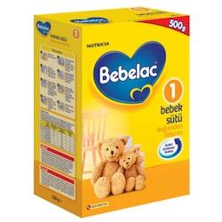 Bebelac 1 Bebek Sütü 0+ Ay 500 G