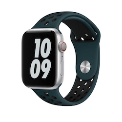 Apple Watch 42mm Wiwu Dual Color Sport Band Silikon Kordon