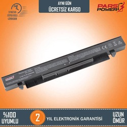 Asus F450CC, F450LA, F450VC, F450VB Notebook Batarya - Pil (Pars