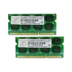 G.Skill Ripjaws F3-10666CL9S-8GBSQ 8 GB DDR3 1333 MHz Notebook Bellek