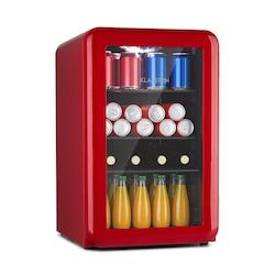 Klarstein PopLife A+ 70 LT Mini Buzdolabı Kırmızı