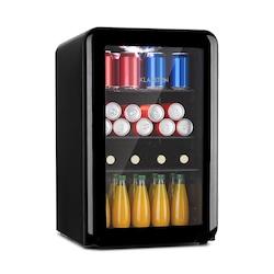 Klarstein PopLife A+ 70 LT Mini Buzdolabı Siyah