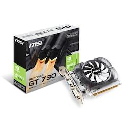 MSI NVIDIA GeForce GT 730 N730-4GD3V2 4 GB 128 Bit DDR3 Ekran Kartı