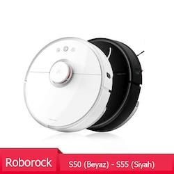 HEDİYELİ!!! Xiaomi Roborock S50 Robot Süpürge - Paspaslı