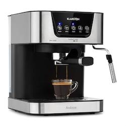 Klarstein Arabica Otomatik Espresso ve Cappuccino Kahve Makinesi
